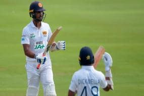 'Throw Your Wicket Away'-Bairstow Sledges Chandimal; Sri Lanka Captain Obliges