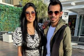 Yuzvendra Chahal & Wife Dhanashree Verma Are Having a Great Time at Honeymoon; See Pics