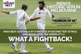 India vs Australia: The Horror of 36 and Absence of Top Players - What Makes MCG Win Historic