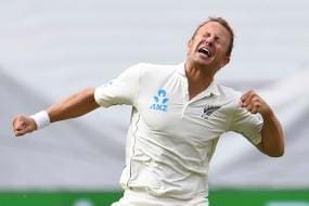 New Zealand vs Pakistan: Neil Wagner Bowls 21 Overs With Broken Toes; Ruled Out of Second Test