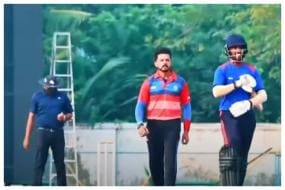 Watch: Sreesanth's Expletive-Ridden Send off to Batsman During Warm-up Match