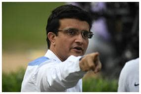 Doctors Perform Angioplasty on BCCI President Sourav Ganguly