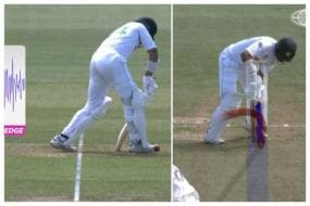 'Ridiculous' DRS Reviews By Shan Masood and Faheem Ashraf Has Twitter in Splits