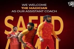 Saeed Ajmal Appointed Assistant Coach of PSL Franchise Islamabad United