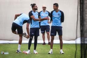 India vs Australia: Ashish Nehra Backs 'First Choice' Navdeep Saini over T Natarajan