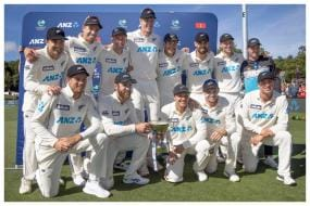 New Zealand Become No.1 in Tests for The First Time After Series Sweep Against Pakistan