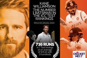 Kane Williamson - Bossing Virat Kohli and Steve Smith in Test Cricket Since 2019