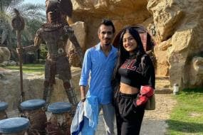 Yuzvendra Chahal & Dhanashree Verma's Love-Filled Dubai Honeymoon Pictures