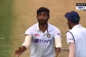India vs Australia: WATCH - Jasprit Bumrah's Hilarious Imitation of Steve Smith