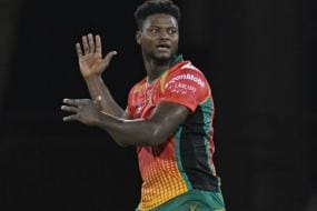 West Indies All-rounder Romario Shepherd to Miss Bangladesh Tour After Testing Positive for Covid-19