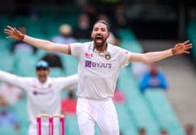 India vs Australia: 'A Star is Born' - Cricket Fraternity in Awe of Five-Wicket Hero Mohammed Siraj