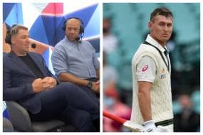 IND vs AUS, 3rd Test: Warne, Symonds' Expletive-Ridden Rant on Labhuschagne Caught on Air
