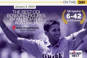 On This Day, January 9 2004: The Best Bowling Figures in an ODI in Australia