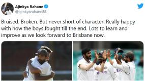 India vs Australia: Bruised. Broken. But Never Short of Character-Team India Reacts to 'Great Escape' at SCG