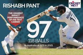 Rishabh Pant's Belligerence at the SCG - A Counter-attack For the Ages