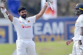 Sri Lanka vs England: Lahiru Thirimanne Claims Two Records in Second Test