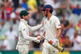 Sir Alastair Cook Opines Steve Smith's Scuffing Act 'Taken Out of Context'