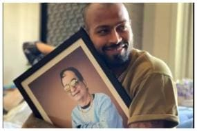 WATCH | 'To Dad'- Hardik Pandya's Emotional Video to Father Himanshu Pandya