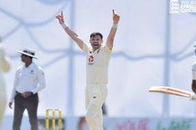 Sri Lanka vs England 2021: Jimmy Anderson Picks 30th Fifer, Twitter Goes on a Frenzy