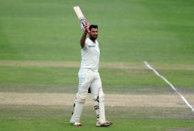 Cheteshwar Pujara Set to Play for Warwickshire English County Ahead of India's England Tour