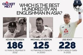From Root's 228 to Pietersen's 186 - The Finest Hundreds by English Batsmen in the Sub-Continent