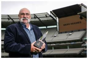 Former Fast-bowler Merv Hughes Inducted into Australia's Hall of Fame