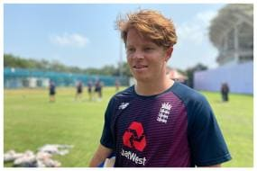 Ollie Pope Added to England Test Squad for India Series