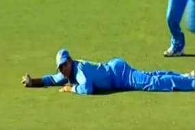 VVS Laxman Takes Fans Down Memory Lane With His Iconic One-Handed Catch