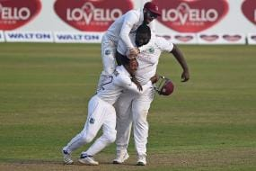 West Indies Edge Thriller Second Test To Sweep Series vs Bangladesh