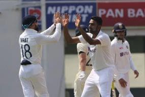 India vs England: R Ashwin on the Verge of 600 Wickets, Surpasses Zaheer Khan