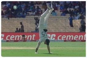 Ben Stokes' Incredible Handstand Amuses Chennai Crowd, Internet Flooded with Memes