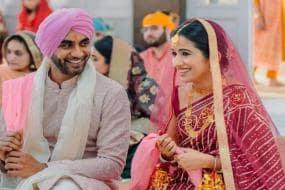 Jayant Yadav Marries Disha Chawla; Yuzvendra Chahal Congratulates