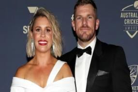 Get a Bloody Life: Under-Fire Aaron Finch's Wife Hits Back at 'Keyboard Warriors'