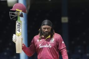 West Indies is Where My Heart is, Never Going to Turn it Down: Chris Gayle