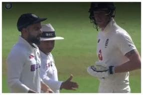 India vs England: Virat Kohli-Ben Stokes Engage in Verbal Duel; Umpires Step In