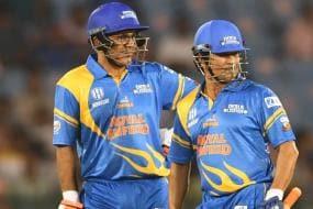 Road Safety World Series: Sachin Tendulkar, Virender Sehwag Star as India Legends Thrash Bangladesh Legends