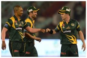 Road Safety World Series 2020-21 Sri Lanka Legends vs South Africa Legends Live Streaming: When and Where to Watch Live Streaming Online
