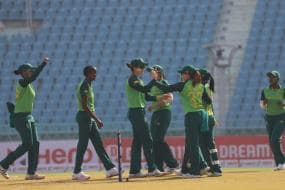 Women's ODI: Lizelle Lee Hits Unbeaten Ton as South Africa Beat India by DLS Method