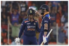 IPL 2021: Mumbai Indians' Ishan Kishan Returns 'Home'After National Duty