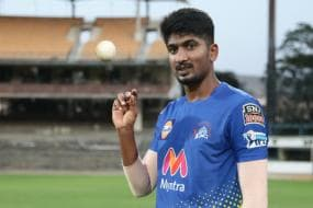 IPL 2021: CSK's Harishankar Reddy Expresses His Admiration for 'Jersey' the Movie, Actor Nani Responds