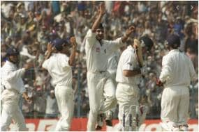 On This Day: India wins Chennai Test to seal series 2-1 against Australia in 2001