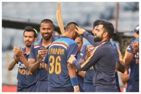 India vs England, 1st ODI: Krunal Pandya Pays Touching Tribute to His Father After Sensational Debut