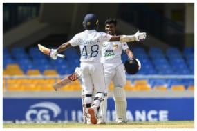 Pathum Nissanka Ton Helps Sri Lanka Set Stiff Target For Windies