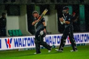 New Zealand Beat Bangladesh In Rain Interrupted Match Amid DLS Confusion