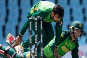 Toe injury rules Pakistan all-rounder Shadab Khan out of remainder of South Africa tour