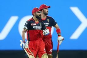 IPL 2021: Royal Challengers Bangalore, Punjab Kings Engage in Banter Over Glenn Maxwell