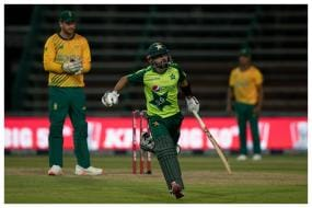 South Africa vs Pakistan 2021: Mohammad Rizwan Fifty Drives Pakistan to Thrilling Win