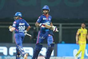 IPL 2021: Rishabh Pant Kept his Calm, Kept Motivating Us-Shikhar Dhawan