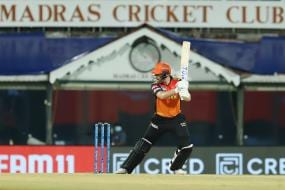 IPL 2021: WATCH - Jonny Bairstow Six Off Trent Boult Smashes Fridge in SRH Dugout