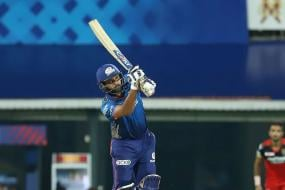 IPL 2021: Rohit Sharma Brings up Another Milestone, Surpasses MS Dhoni in this List